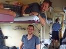 Der Beweis, dass eine Bahnfahrt auch lustig sein kann :-)
