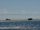 Baikalsee - in der Breite 13 Km