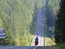 Garstige Huegel auf dem Weg zum Baikalsee