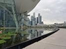 ... am ArtScience Museum in Singapur ...