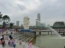 Singapur Merlion Park