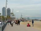 Strand von Barcelona ...