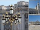 Der Königliche Palast ist das Madrider Stadtschloss und die offizielle Residenz des spanischen Königshauses.