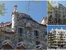 Casa Milà und Casa Batlló Sehenswürdigkeiten in Barcelona
