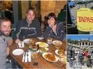 … Besuch von Lysann und Phil in Barcelona … die angehenden Weltreisenden …