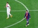 ... rechts ist glaube ich, der die Tore sammelt ... der Messi ... ;-)