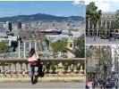 Blick auf Barcelona ... und Barcelona :-)