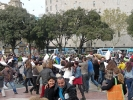flashmob in Barcelona