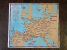 Jakobswege in Europa ... mit (rot) dem teil den ich gefahren bin (-: