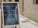 Geschäfts Idee auf dem Camino de Santiago ((-: