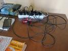 Das Zeitalter der Technik ist auch auf den Camino angekommen (-;