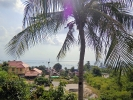 Ausblick vom Bungalow auf Koh Phangan