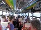 ein zu kleiner Bus für große Leute