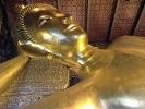 Wat Pho in Bangkok - Liegender Buddha