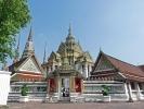 Sightseeingtour in Bangkok - da gehören Kloster natülich dazu