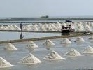 Salzgewinnung am Golf von Thailand